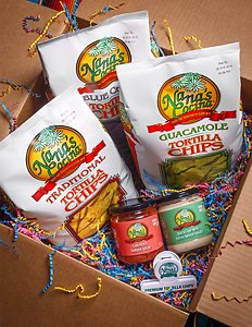 Abuelita Chips and Salsa Party Pack